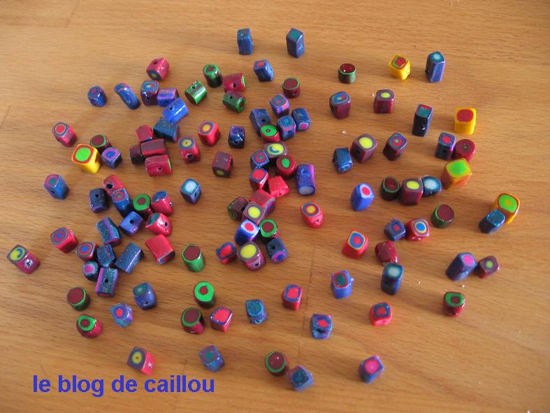 Perles Au Clay Gun En Pate Fimo Le Blog De Caillou